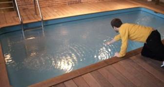 En regardant à l'intérieur, cette piscine normale cache un détail inquiétant