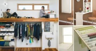 19 piccole-grandi soluzioni che ti faranno ricavare spazio dove non immagini