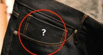 Ti sei mai chiesto a cosa serva il piccolo taschino dei jeans? Ecco qui la risposta