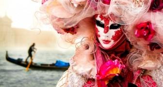Dopo 700 anni, il carnevale di Venezia rimane uno tra gli spettacoli più affascinanti al mondo