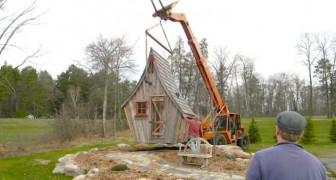 Una ditta costruisce queste 'Case degli elfi'... Il loro interno ve ne farà innamorare!