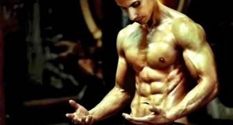 Frank Medrano - Il superuomo vegano!