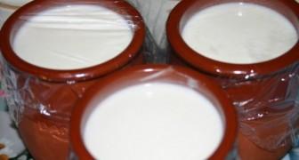 Hoe thuis yoghurt te maken...zonder yoghurt apparaat en op een hele economische manier