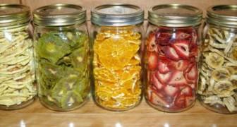 Aprenda como fazer emm casa deliciosas frutas secas
