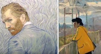 I quadridi Van Gogh prendono vita: ecco il primo film dipinto della storia del cinema