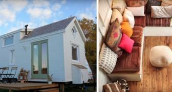 La loro casa è stata costruita in 40 giorni, ma quando la vedrete ne vorrete una uguale!