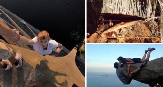 15 grensoverschrijdende foto's waar de rillingen van over je rug zullen lopen