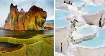 10 beautés naturelles mystérieuses que la science ne peut expliquer complètement