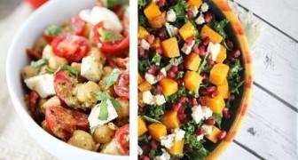 5 facili ricette per rendere l'insalata molto di più che un semplice contorno