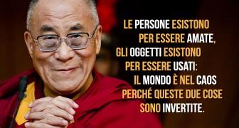 15 lezioni di vita del Dalai Lama che potrebbero rivoluzionare il mondo in un giorno