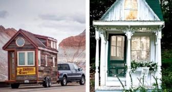 10 case minuscole: farai fatica a credere che qualcuno possa viverci davvero