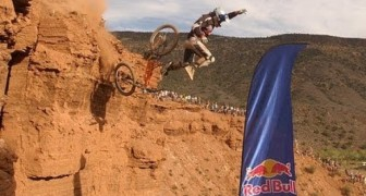 Red Bull Rampage Top 5 incidenti!