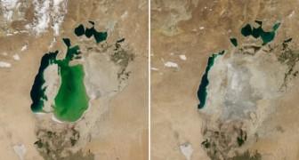 Come l'uomo sta cambiando la Terra: queste fotografie della NASA vi faranno riflettere