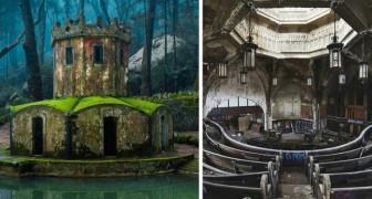 21 prachtige shots van op onverklaarbare wijze voorgoed verlaten plekken in de wereld.