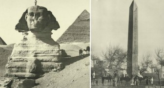 30 splendides images qui illustrent comment était l'Égypte en 1870