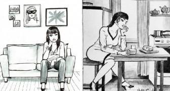 Sognate la vita di coppia? Queste vignette vi danno degli ottimi motivi per non farlo