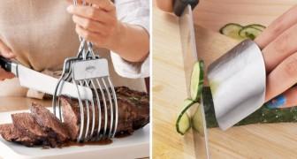 15 utensili indispensabiliper cucinare bene... senza rimetterci le dita