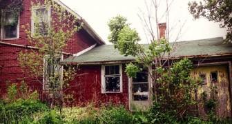 Elle entre dans une maison «abandonnée» pour prendre des photos, mais elle va faire une rencontre qui va lui changer la vie