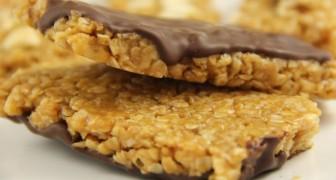 När ni kommer att förstå hur enkelt det är att förbereda hemmagjorda snacks så kommer ni aldrig mer att köpa dem!
