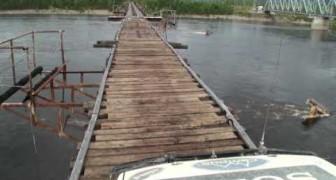 Le pont le plus dangereux du monde