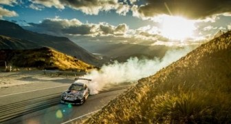 Mad Mike - Drift in New Zealand!