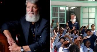 Pochi conoscono chi sia quest'uomo, eppure ha cambiato la vita di 500.000 africani