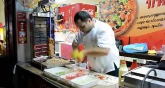 Il ninja del kebab