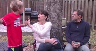 Suo figlio la interrompeva sempre, ma lei impara un semplice trucco che può aiutare TUTTI i genitori