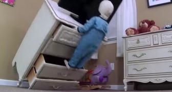 Un bimbo muore schiacciato da un mobile IKEA: la risposta dell'azienda riguarda ogni genitore