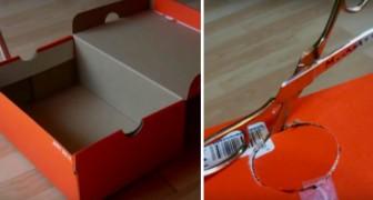 Voici comment transformer une boîte à chaussures en un projecteur. Étonnant!