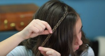 Start by making a simple braid ---- but the end result is much more elegant!