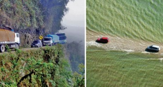 Interdit de se détendre en conduisant: voici 7 routes parmi les plus dangereuses au monde