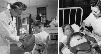 Queste foto raccontano un pezzo di storia che la ricerca ha trasformato in un lontano ricordo