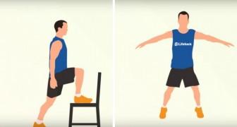 7 minuter varje dagen: ett stensäkert sätt för att gå ner i vikt och komma i form!