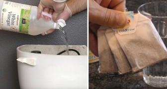 La pulizia del bagno è un incubo? Ecco 7 trucchi brillanti per salvare tempo... e soldi!