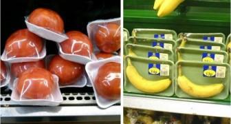 Da uso ad abuso: 19 esempi di come la plastica sta cambiando il nostro modo di fare la spesa