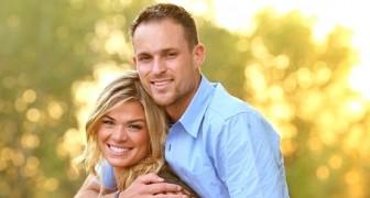 La foto di questa coppia ha fatto il giro del mondo: quando la vedrete per intero capirete il motivo