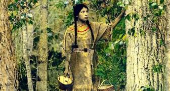 Ein Mann findet 100 Jahre alte Farbfotos: So habt ihr die amerikanischen Ureinwohner noch nie gesehen!