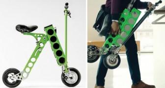 Voici Urb-e, le scooter électrique que vous pouvez amener avec vous sur le bus