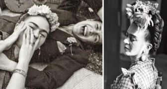 Scoprite l'artista Frida Kahlo attraverso alcune affascinanti e rarissime foto d'epoca