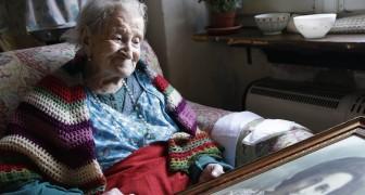 La donna più anziana del mondo svela il suo segreto di longevità. E non è l'alimentazione...