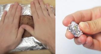 5 utilisations du papier alu que peut-être vous ne connaissiez pas, et qui vont vous rendre service