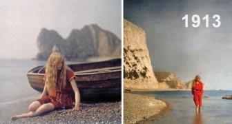 Ecco a voi i primi splendidi scatti fotografici a colori realizzati nel 1913