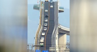 This bridge terrifies even the most fearless drivers -- let's take a ride!