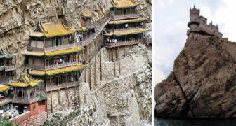 Antieke oudheden: een aantal van de meest absurde plekken die de mens ooit heeft weten te construeren