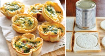 Délicieux paniers à pain : comment les préparer facilement et en quelques minutes