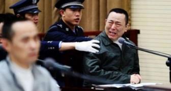 Vous savez quelle peine prévoit le gouvernement chinois pour les politiciens corrompus?