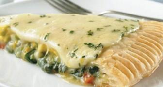 Pizza vegetariana al formaggio: un'esplosione di gusto a cui nessuno può resistere