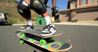 Il maestro dello skateboard