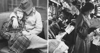 14 rarissime fotografie scattate da Stanley Kubrick nella metropolitana di New York nel 1946